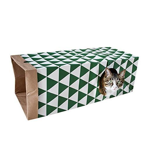 cat tunnel toys fun interactive