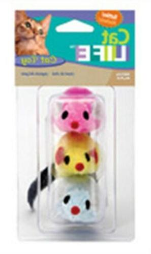 cat537 felt mice cat toy