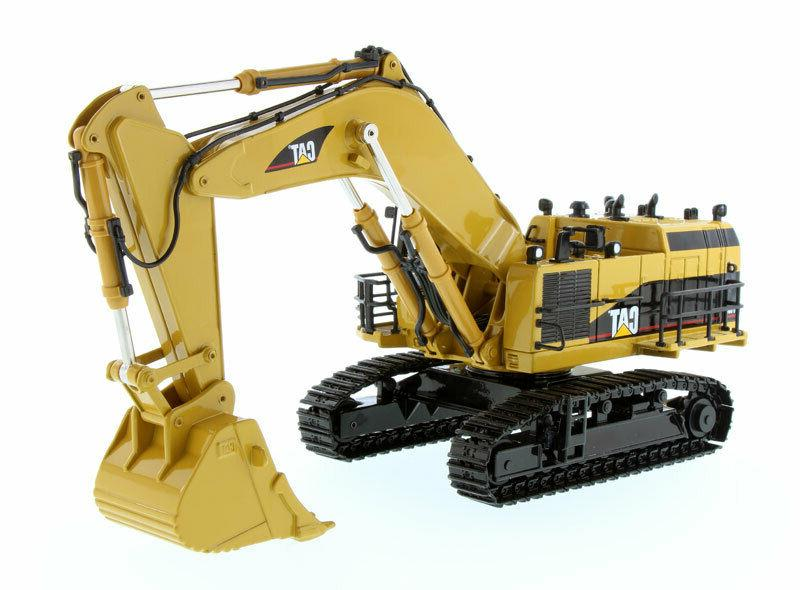 Caterpillar 5110B Excavator Model 1/50 Engineering Toy