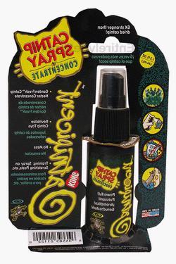 Kong Naturals Catnip Spray 1-oz bottle