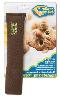 100% Catnip Filled Cat Toy - Style: Cigar