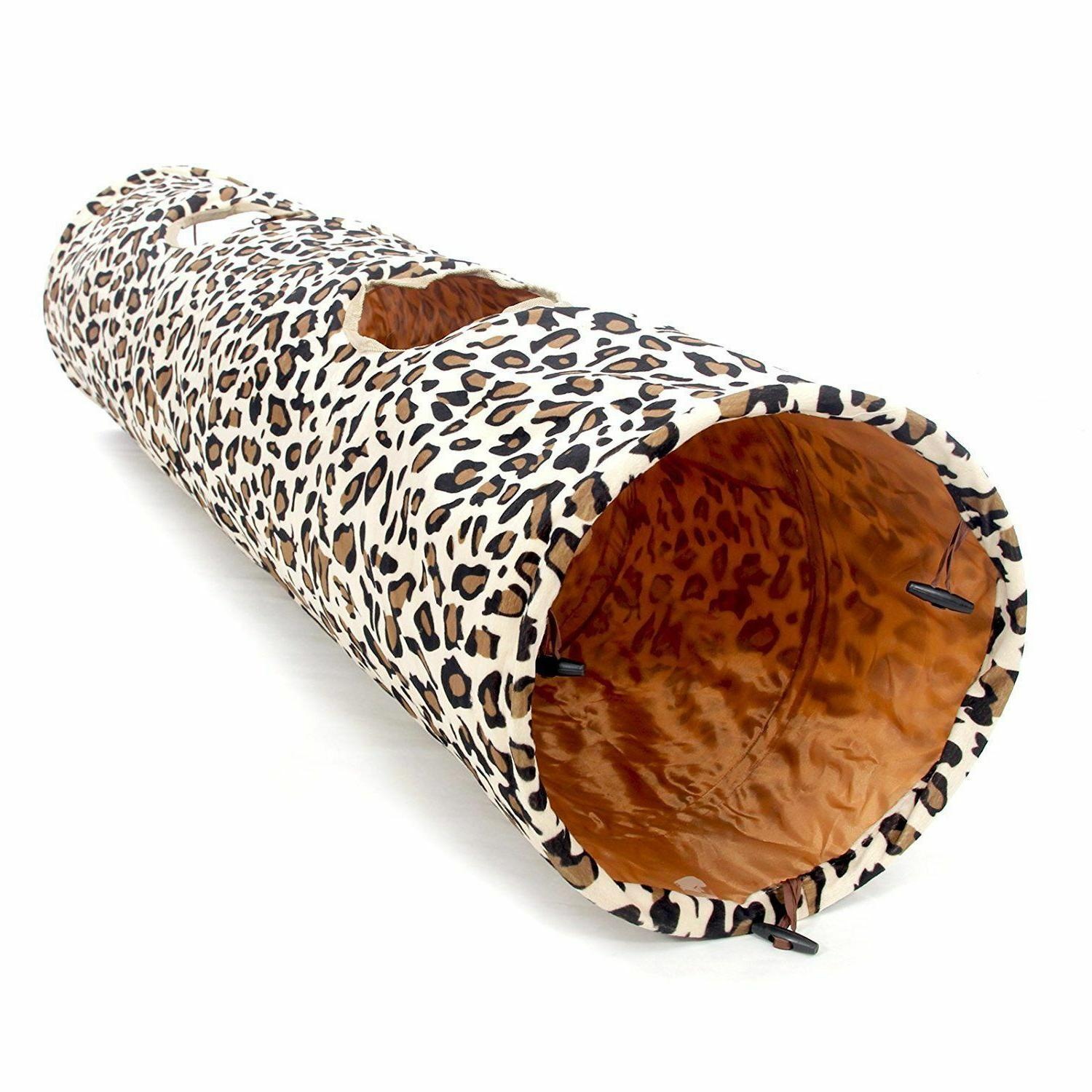 Cats Dogs Tunnel toys Tube for Fat Cat,