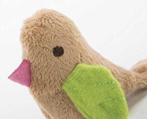 SmartyKat Chirp Toy with Bird
