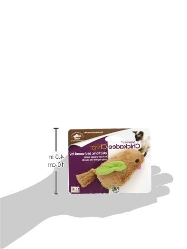 SmartyKat Chickadee Toy