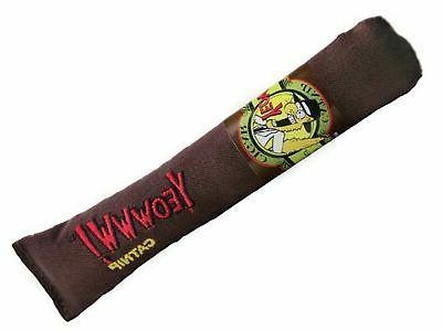 cigar catnip toy