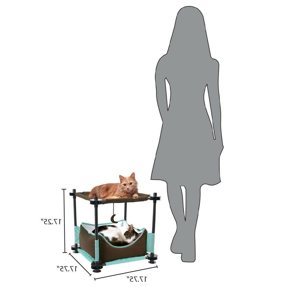 Kitty City Claw Kit Cat Furniture, Condo Cat