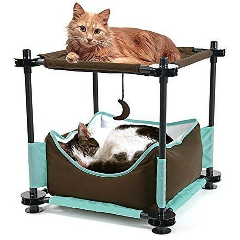 claw mega kit cat furniture cat condo