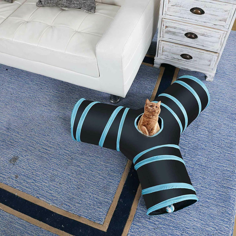 AroPaw Tube Interactive Cats Peek Kitten