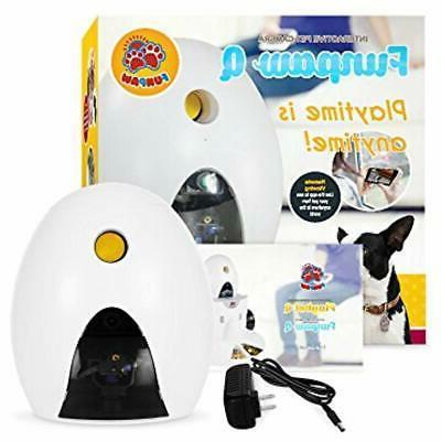 FUNPAW Dog Dispenser W/Toy Laser