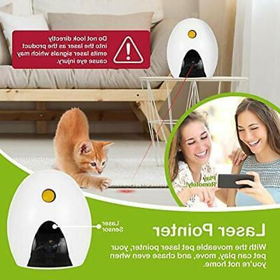 FUNPAW Harnesses & Leashes Cat Dog Laser From