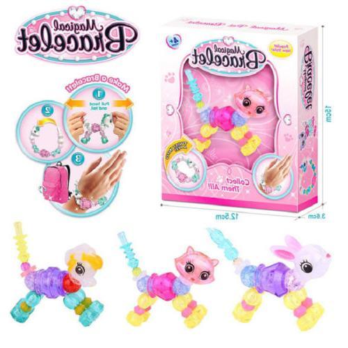 creative diy trick twisty animal kids toys
