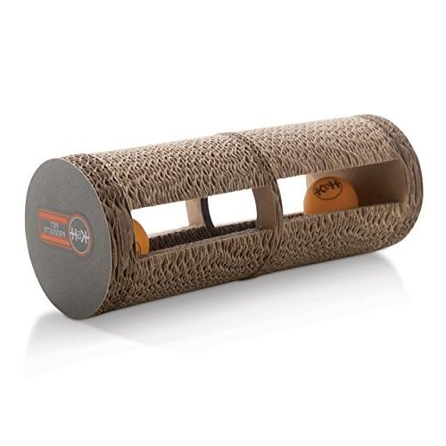 creative kitty roller toy