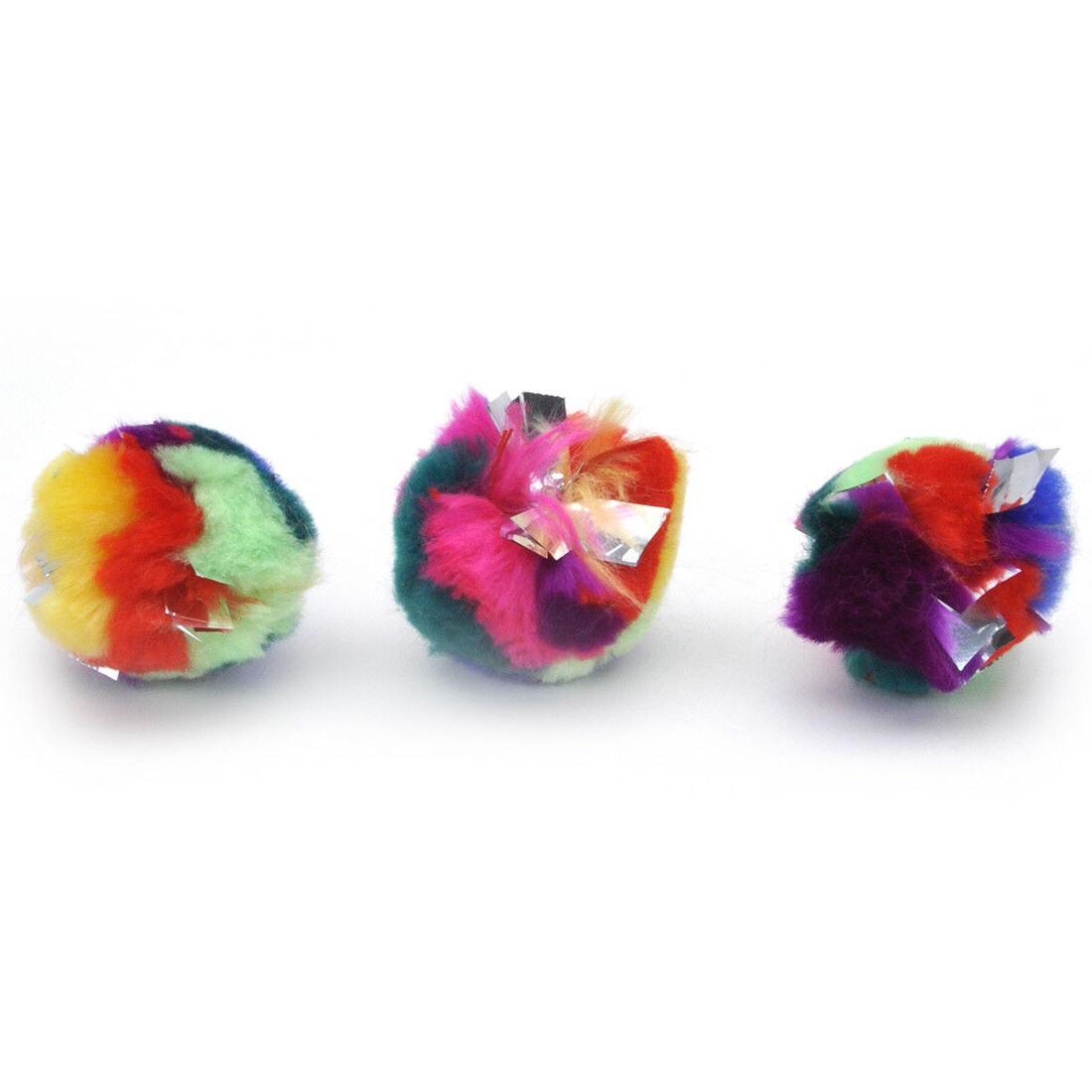 crinkle balls cat toys lots 5 10
