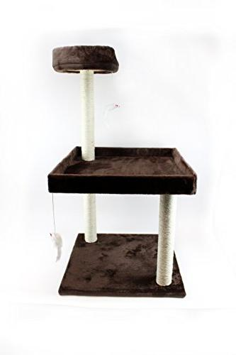crow nest cat tower tall