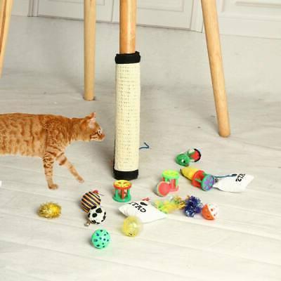 Cute Pet Scratching Natural Sisal Toys