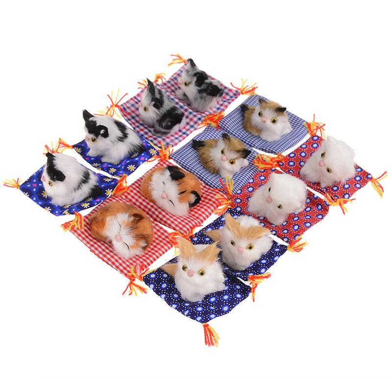 cat stuffed kids gift toys