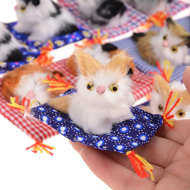cat stuffed doll gift photo