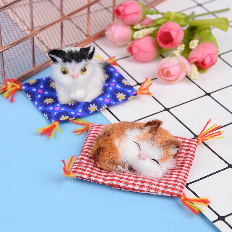 Cute plush cat kids gift toys LE