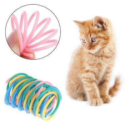 Cute Toys Pet Cat Colorful Heavy