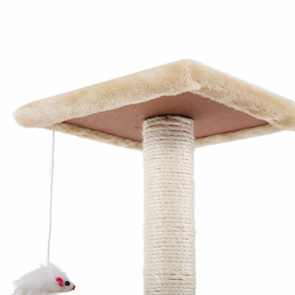 Deluxe Condo Furniture Kitten Pet with
