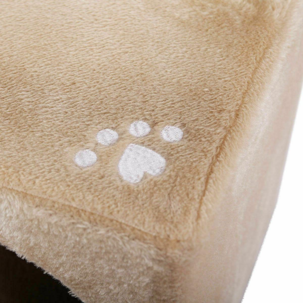 Deluxe Tree Condo Furniture Toy Kitten Pet with Paw