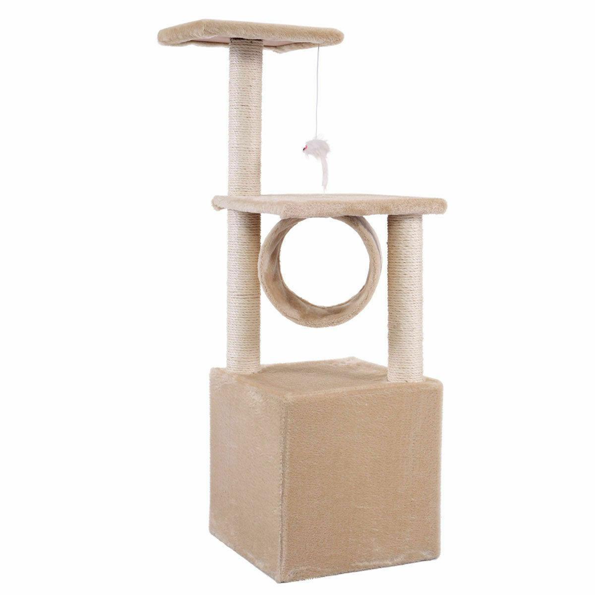 Deluxe Cat Condo Kitten Pet House with