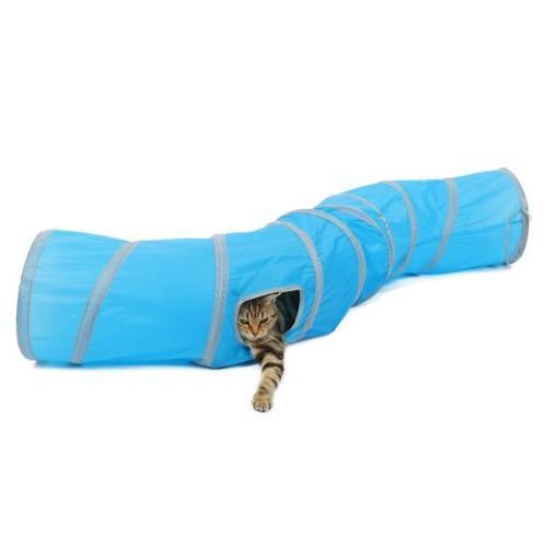 Dia Tunnel Shape Kitten Puppy Toys Tube