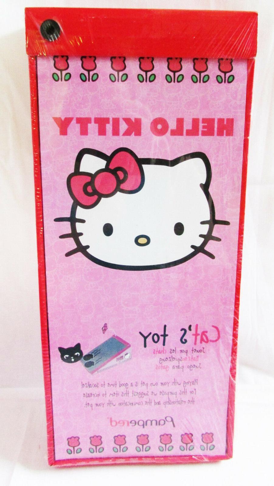 Kitten Pet Bowls Mat Toys of