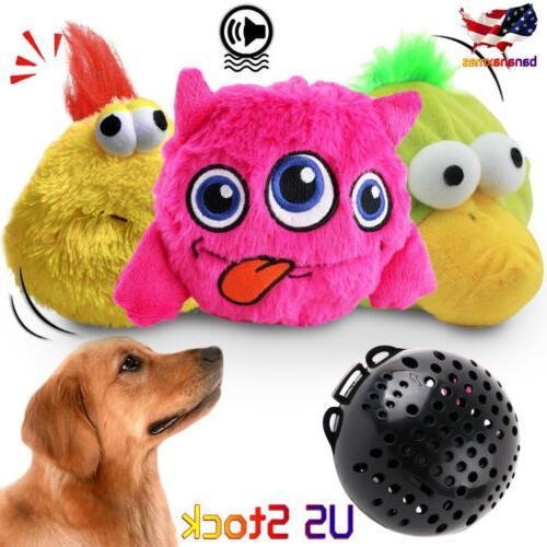 dog cat toys interactive plush automatic shake