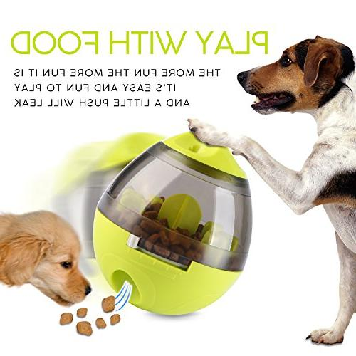 Wellood Ball Ball Cats: IQ Mental Tumbler Design Slow to Clean Green