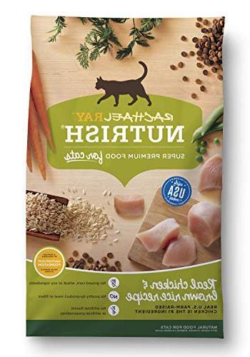 dry cat food rice recipe