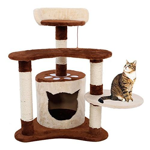 ee tower furniture scratching