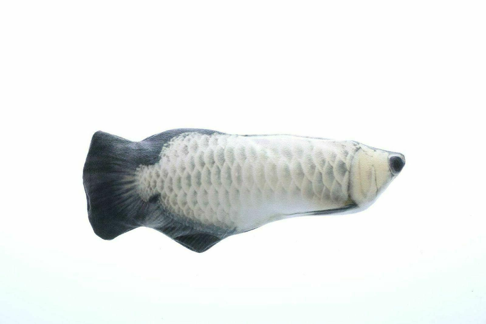 Electric Interactive Cat Fish Fish USA