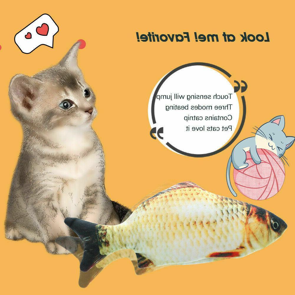 Electric Cat Fish Fish Mint