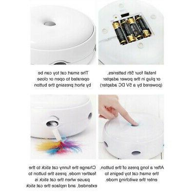 Electric Smart Rotating Design Toy Kit Set