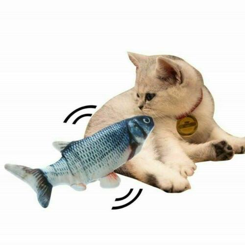 Electronic Pet Cat Funny Toy Electric USB Charging Simulatio