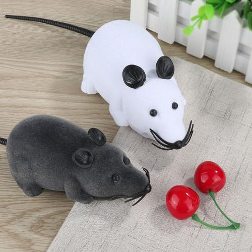 Remote Control Rat Mouse Wireless For Dog Funny Supplies