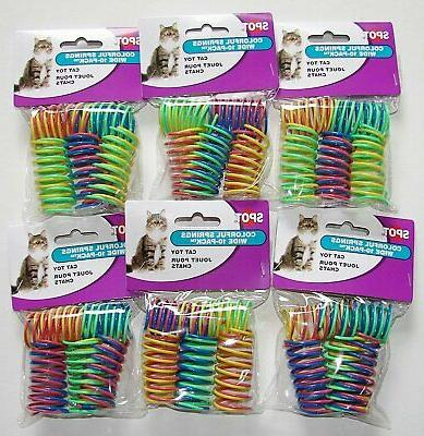 ethical pet spot colorful wide cat springs