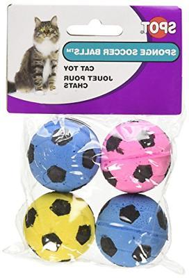 ethical sponge soccer balls cat