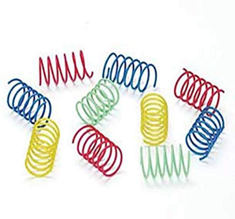 Ethical Wide 10 Springs Brightly Colorful  Lightweight and D