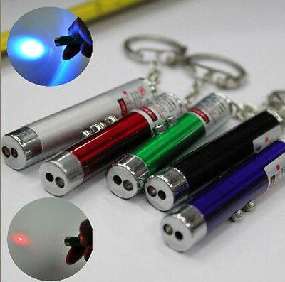 fashion 2 in1 red laser pointer pen