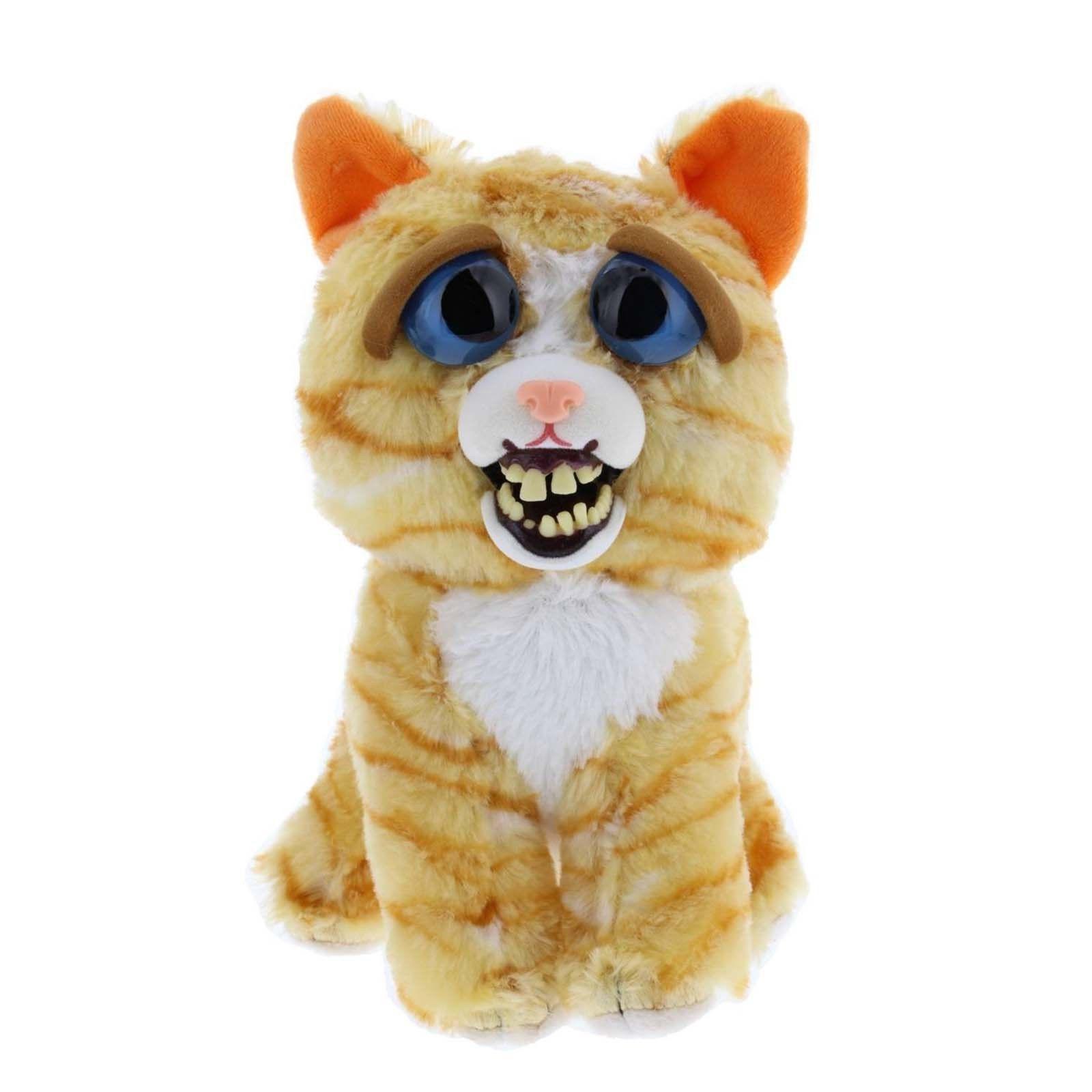Feisty Princess Orange 8 Inch Plush Figure Toys