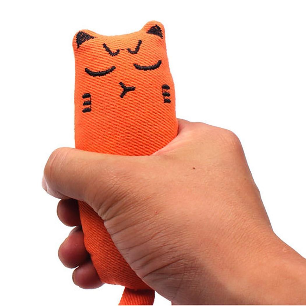 Plush <font><b>Toys</b></font> Claws Bite Teeth Grinding <font><b>Toy</b></font> Supplies