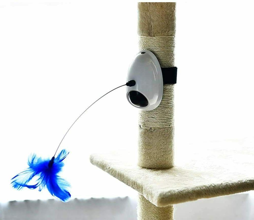 Fun Toys Automatic Kitten W/ Teasing