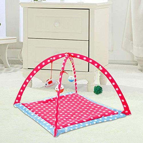 Yunt Cat Tent, Small Toy Cats Hammock