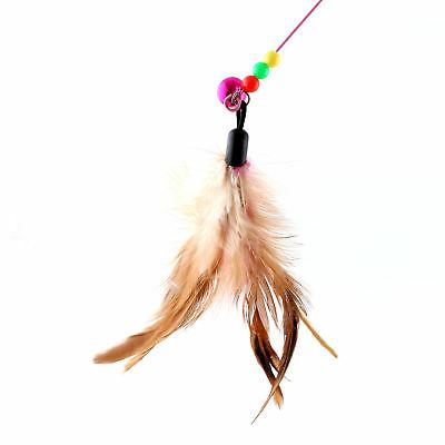Funny Cat / Pet Feather Wire Beads