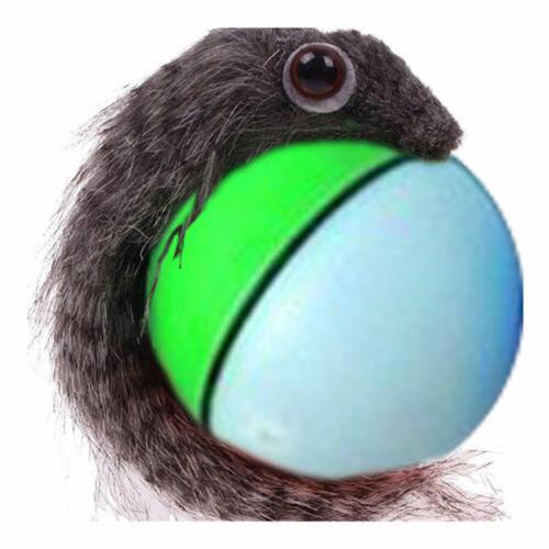 Funny Furry Weazel Rolling Ball Child