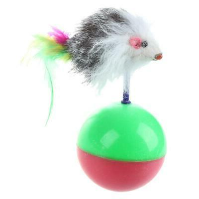 Funny Cat Toy Mouse Ball