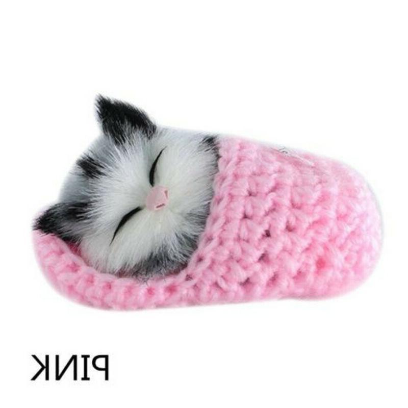 Funny Lifelike Cat Toys Simulation