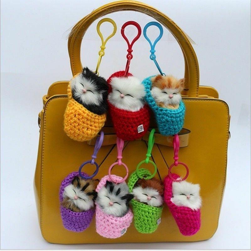 Funny Kids Lifelike Cat Soft Doll Toys Toys